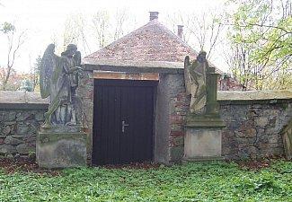 Jezbořice - hřbitov