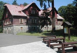 Děda Vševěda information centre