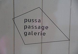 Galerie Pussa Passage