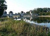 Přelouč - small hydro power plant