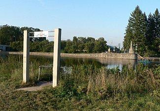 Arnošt - přístaviště Přelouč