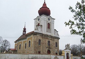 Church of St. Lawrence, deacon and martyr