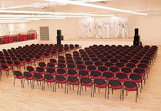 kongres velký sál