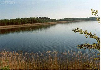 Bohdanečský Lakes - education trail and nature preserve