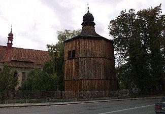 Starobylá zvonice