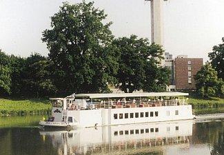 Arnošt - přístaviště Kunětice