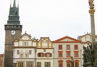 Krajská knihovna na Pernštýnském náměstí