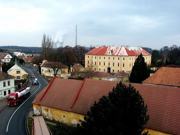 Zdechovice - chateau