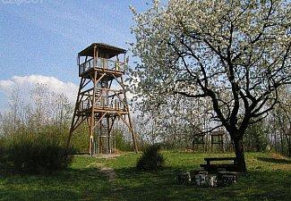 Barborka - dřevěná rozhledna
