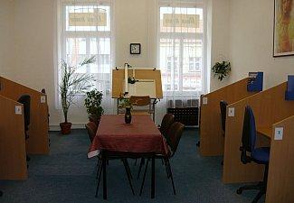 Sdílená kancelář